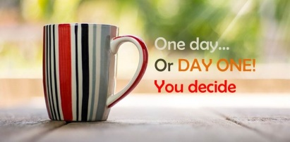 One day, Day one, starting over, retreat, women, litlle black dress plan, coaching, training, focus, priorities