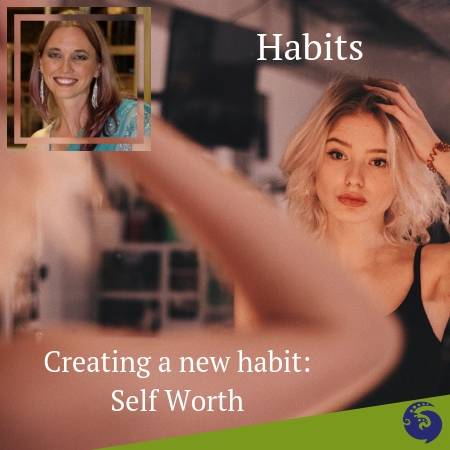 Creating a new habit, self-worth, self worth, habits, comfort zone, trust yourself, keep your word