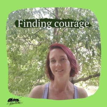 on this day, I found courage, finding courage, separation, divorce, heart-ache, painful decisions, choosing to love myself, putting myself first