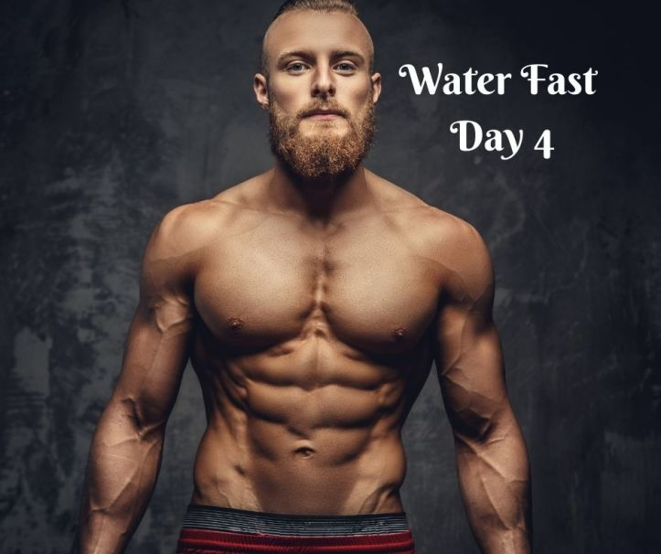 water fast day 4