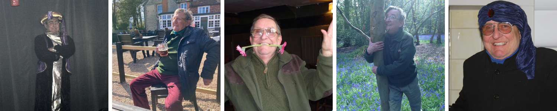 Peter Woolgar, celebrating life