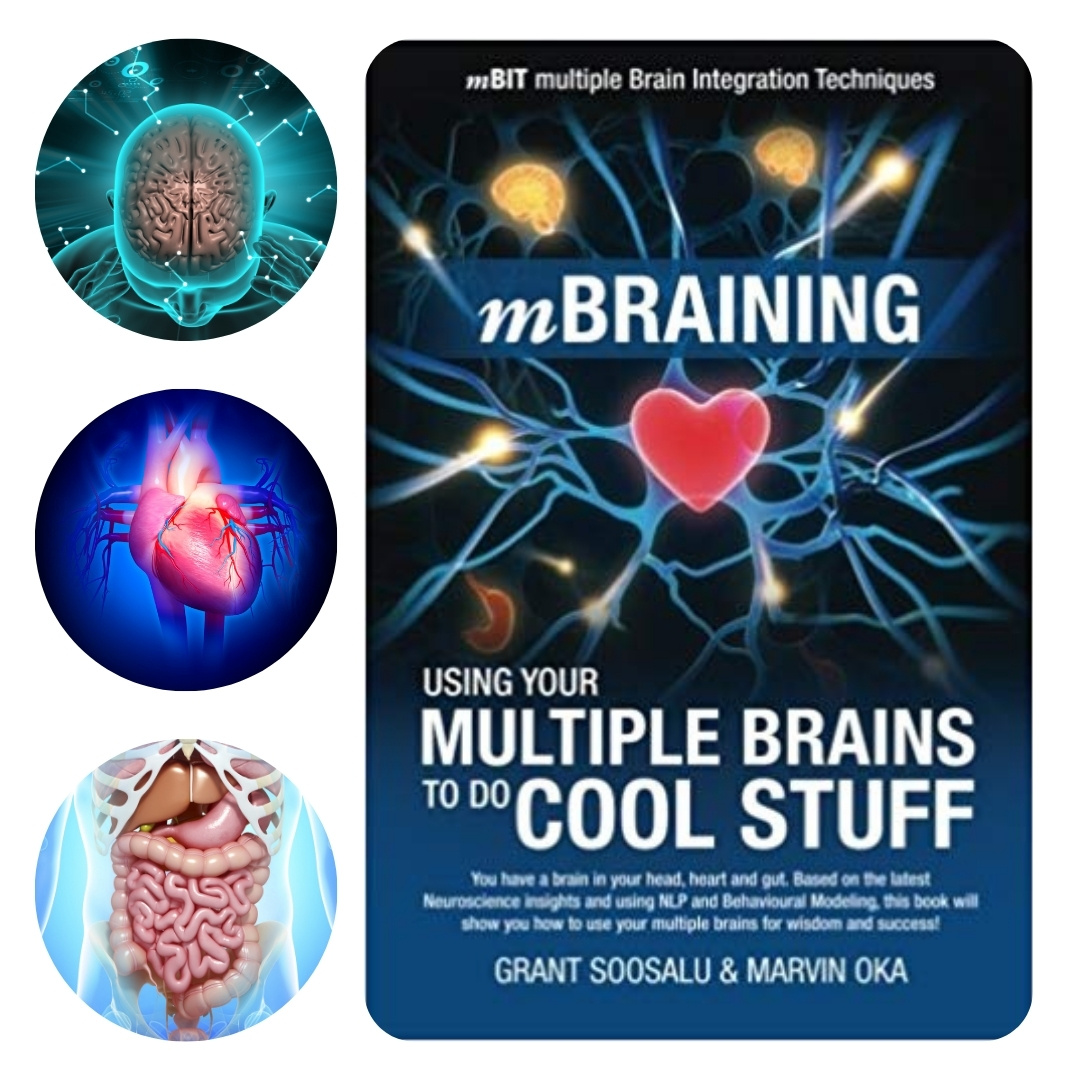 mBraining, using your multiple brains to do cool stuff, Grant Soosalu, Marvin Oka, head, heart, gut, ANS, autonomic nervous system, sympathetic, parasympathetic